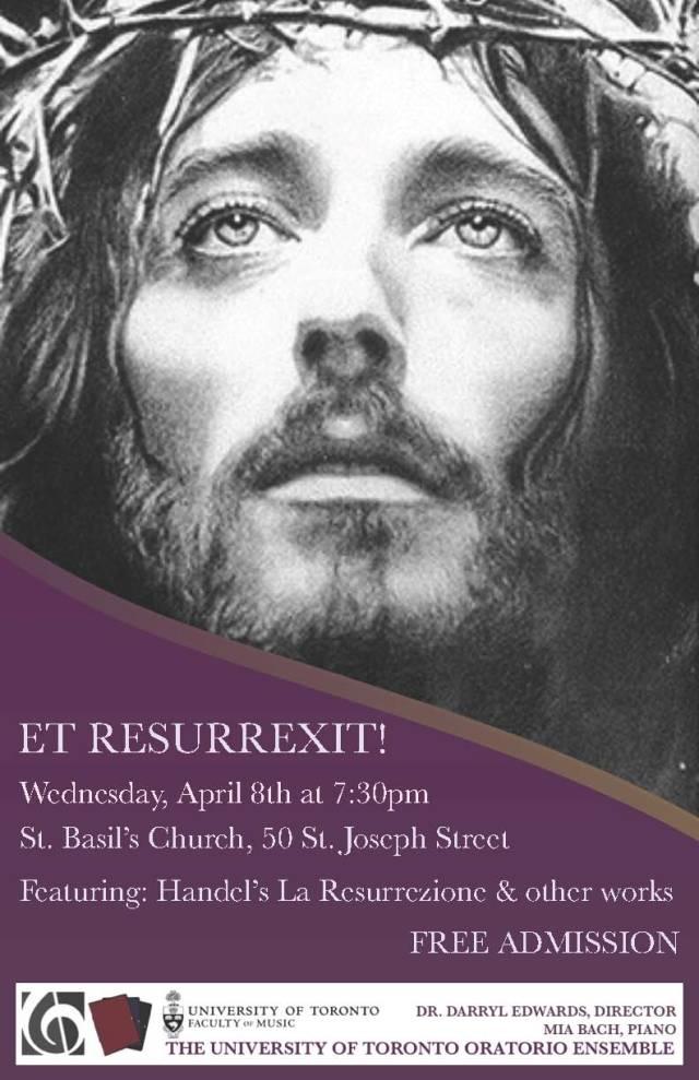 ET RESURREXIT POSTER 2